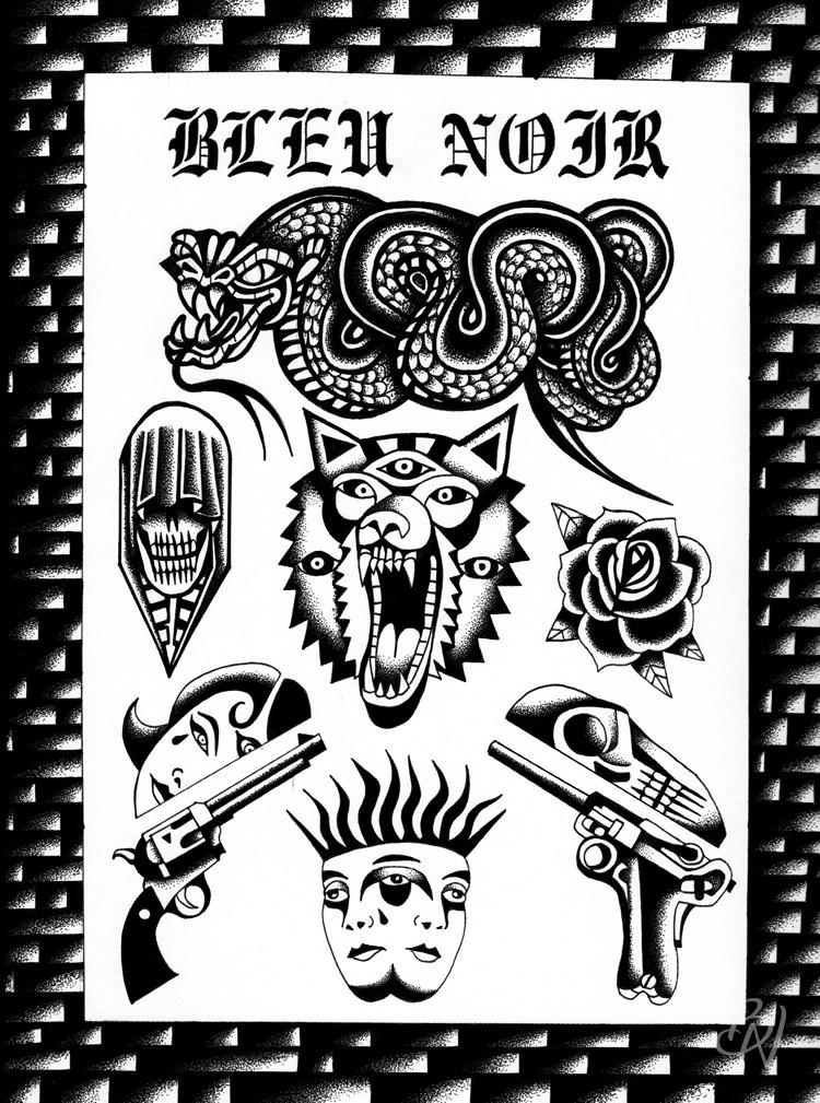 Steve-Bleu-Noir-TAttoo-art-shop-Paris-abbesses-05
