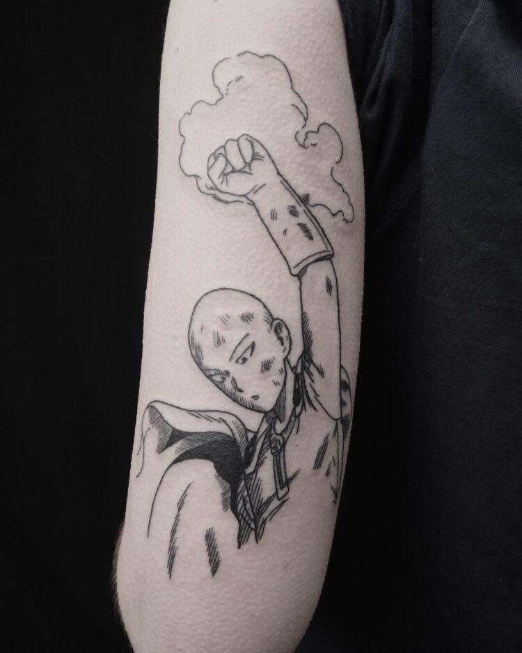 Bleu Noir Tattoo Les Abbesses Paris 18e